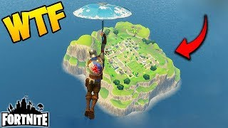 Flying to ANOTHER ISLAND! - Fortnite Funny Fails and WTF Moments! #78 (Daily Moments)