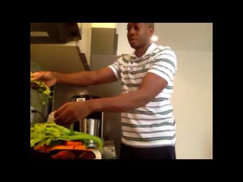 Spinach Power Juice Recipe Tips - CHD