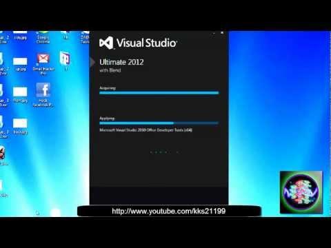 Visual Studio 2012 Free Download (All languages)