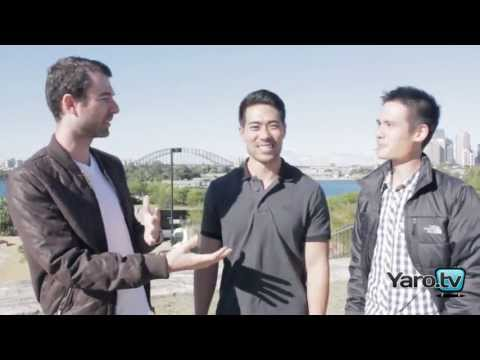 What Is Life Like As An Internet Entrepreneur In Sydney With Aurelius And Justin - Yaro.TV Daily