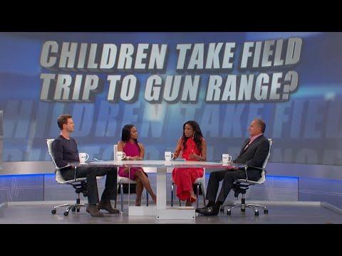 Children Take Field Trip to Gun Range?