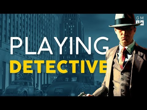 What Makes a Good Detective Game? | Game Maker's Toolkit