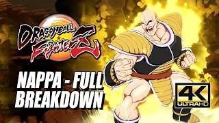 NAPPA - Specials, Supers & Saibamen: DragonBall FighterZ