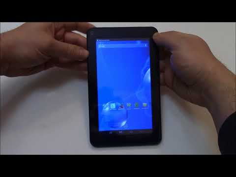 How To Take A Screenshot On an Azpen A727 Tablet