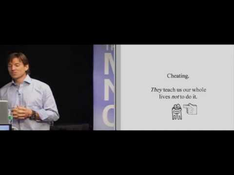 The 2010 Mirren New Business Conference, Alex Bogusky Video 2 of 6
