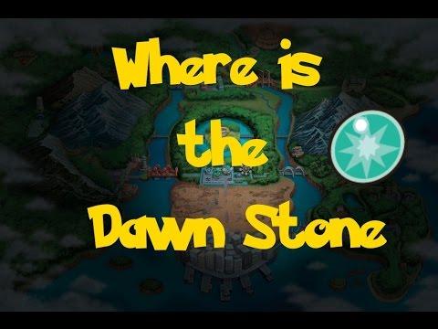 Where Is: The Dawn Stone (Location 2) (Pokemon Black 2/White 2)