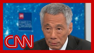 Singapore Prime Minister: I feel very sorry for the situation which Hong Kong is in