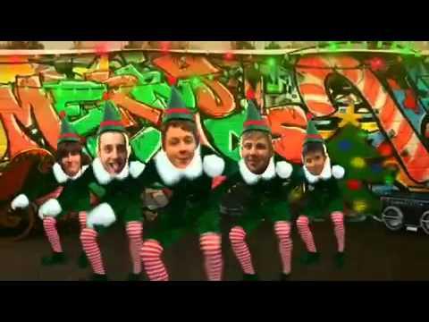 Easton college elf dance