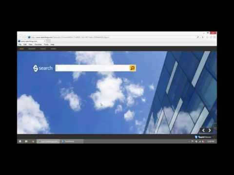 How to remove www-searching.com from your computer (Windows 8)