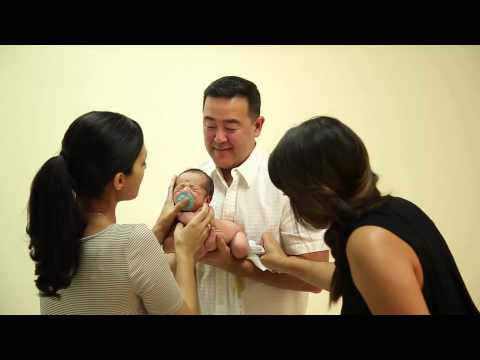 Blooper Reel with Ana Brandt: Newborn Pooping on Dad!