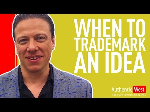 How to know when to trademark your product with Andrei Mincov  |  Brighton West Video