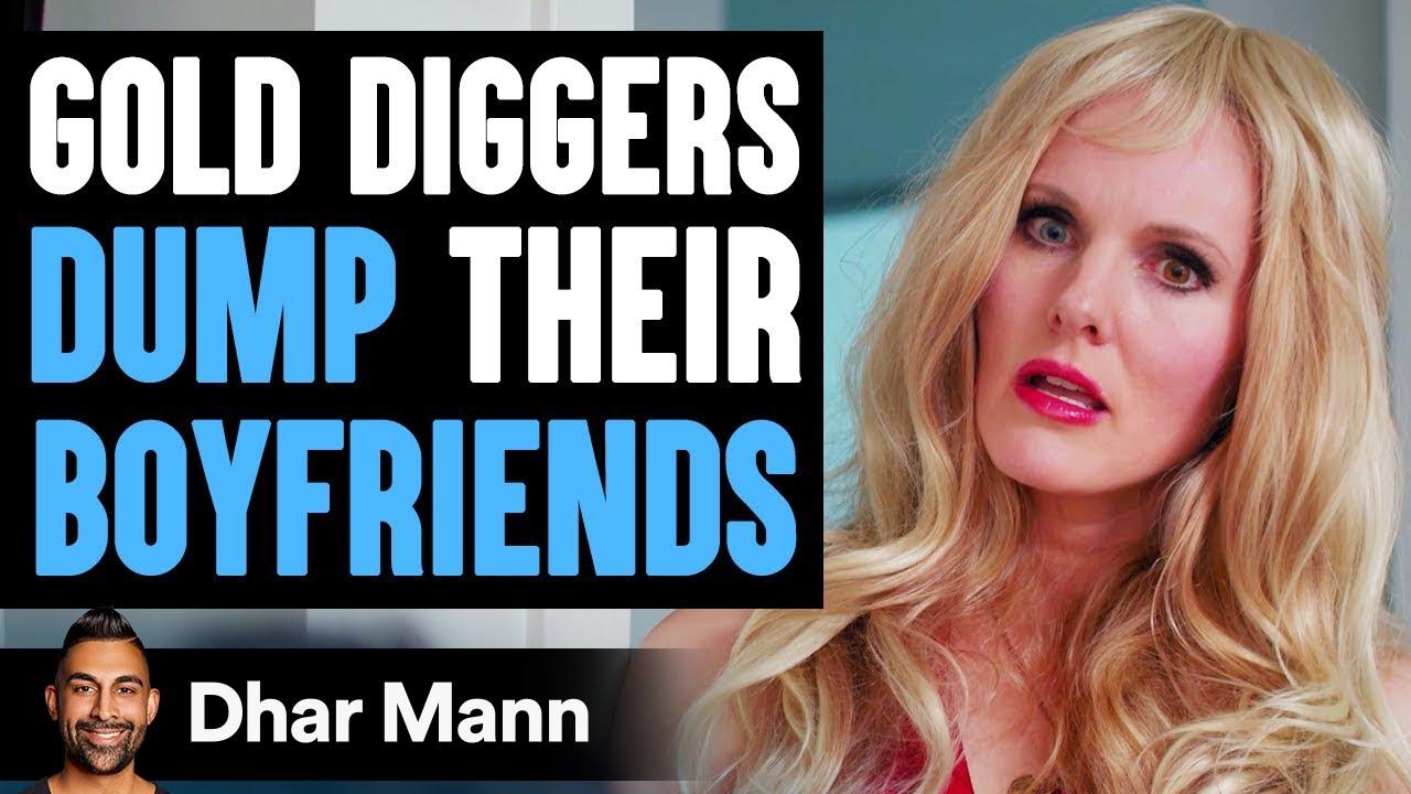 GOLD DIGGERS DUMP Their Boyfriends, INSTANTLY REGRET IT!   Dhar Mann