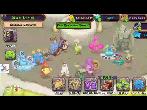 Potbelly's Jungle (Song By: Bay Yolal) Composer Island - My Singing Monsters