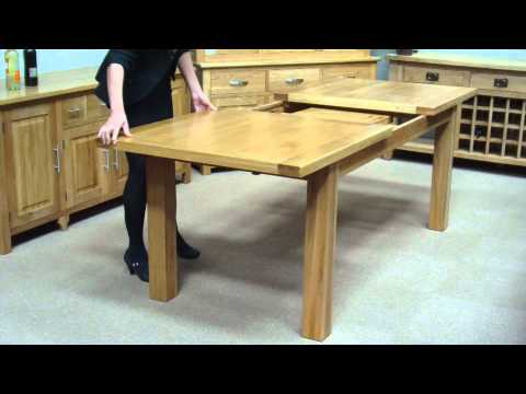 How to extend a Middle Extension Table