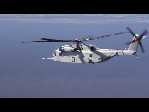 CH-53K King Stallion: The Modern Solution for True Heavy Lift