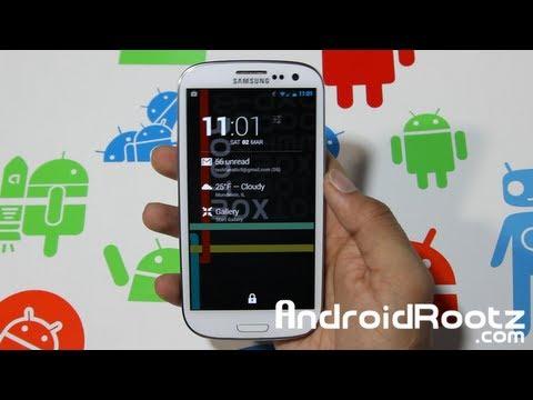 DashClock Widget Review for Android! - Sleek Lockscreen Widget!