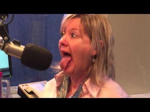 KAREN EATS THE APPLE STICKER!