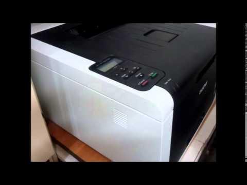 Brother HL 3170cdw Laser Printer Belt Drive Cleaning