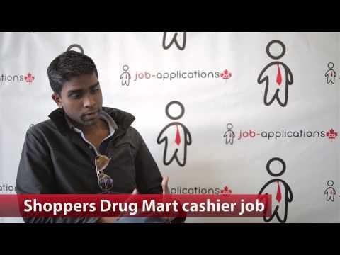 Shoppers Drug Mart Cashier Job
