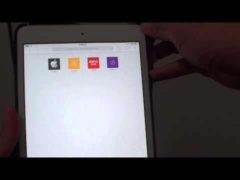 iPad Mini iOS 7: How to Force An App to Quit