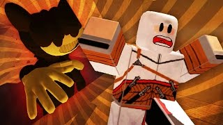Escaping Bendy and The Ink Machine Chapter 1 in Roblox! (Game / Gameplay)
