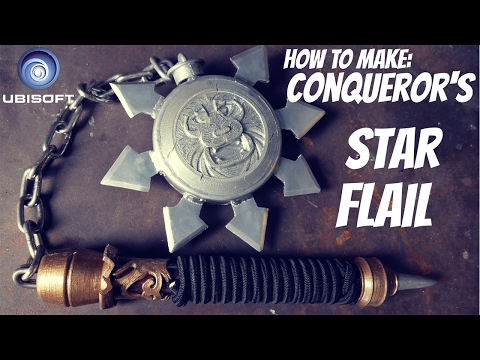 For Honor - Building/How To Make The Conqueror's Star Flail!