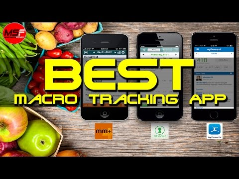 Best Macro Tracking App 2016 PLUS Tips &  Instructions | Mike Smith Fitness