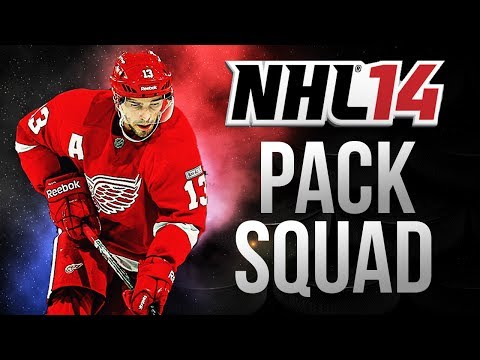 REVIVAL Pack Squads Ep. 1 - NHL 14 HUT