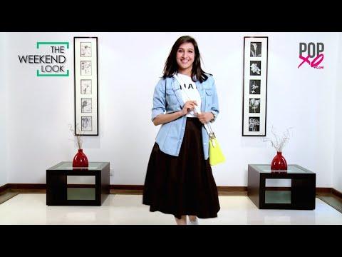 5 Ways to Style Your Midi Skirt | Fashion For Girls - POPxo