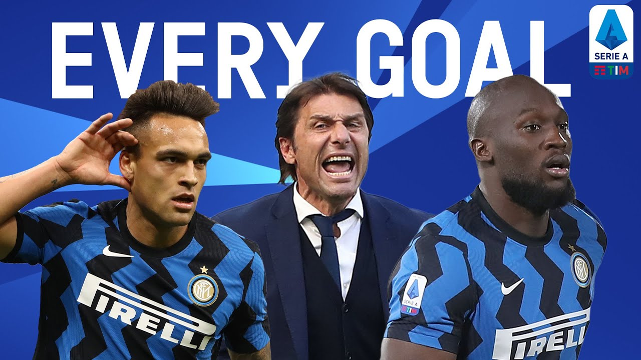 The Goals That Won The Title! | EVERY INTER GOAL | Road to Scudetto