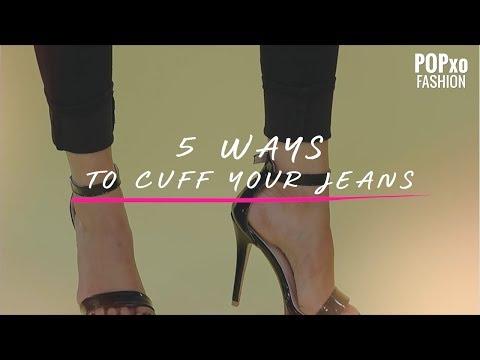5 Ways To Cuff Your Jeans - POPxo Fashion
