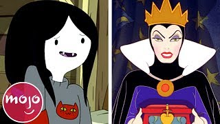 Top 10 Animated Queens in Movies & TV