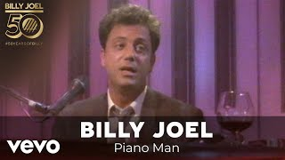Billy Joel - Piano Man (official Video)