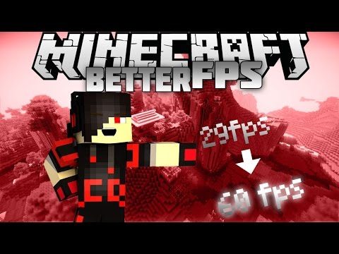 Minecraft: Mod Showcase - BetterFPS [BOOST YOUR FRAMERATE]