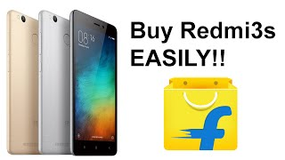 How to buy Redmi3s / Pro Successfully on the Flipkart flash sale 💡