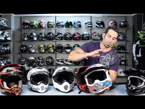 Premium Dirt Helmet Guide at RevZilla.com