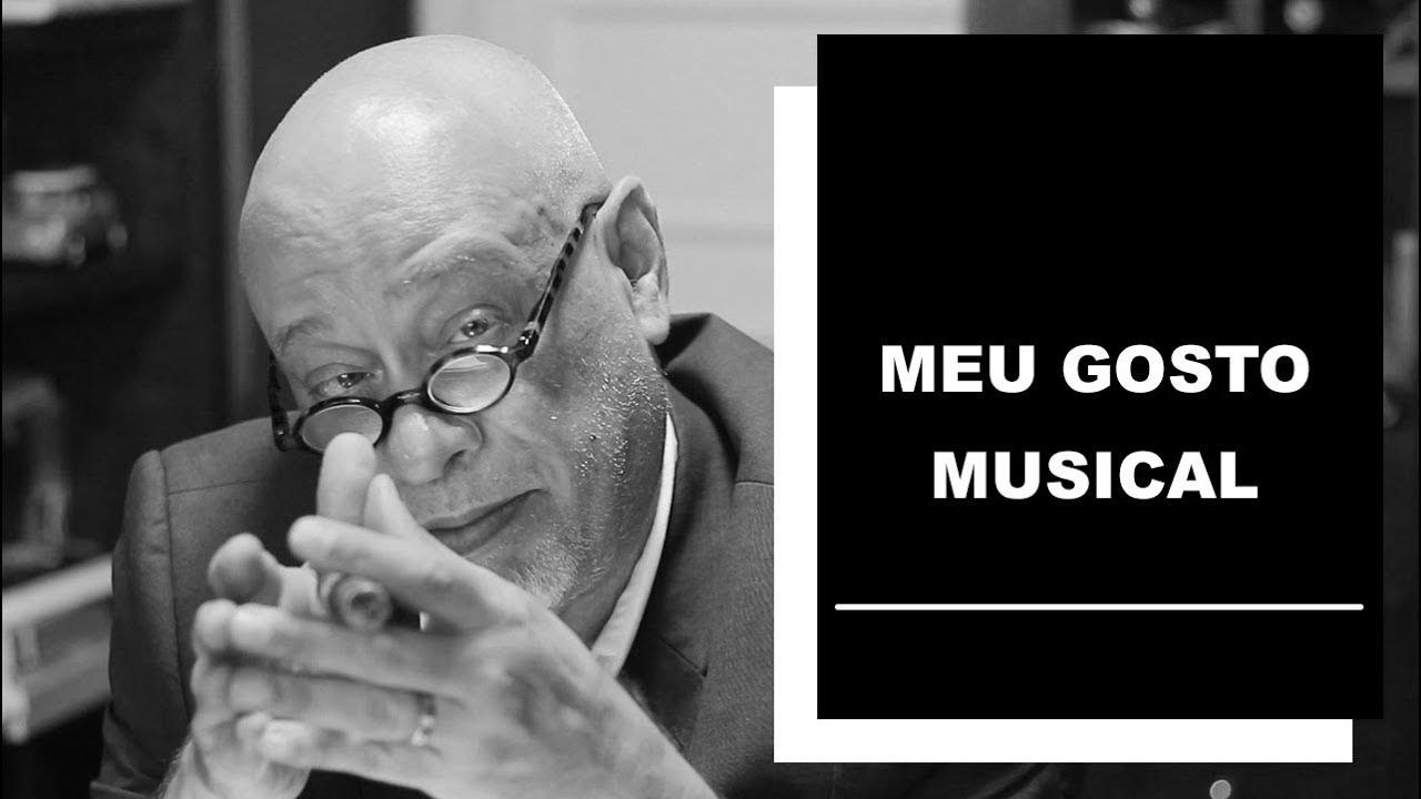 Meu gosto musical - Luiz Felipe Pondé