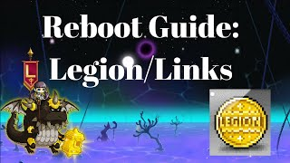 MapleStory] Reboot Guide Part 2: Farming Mesos Post-Nerf