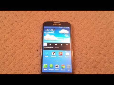 Touchwiz Launcher Galaxy S4