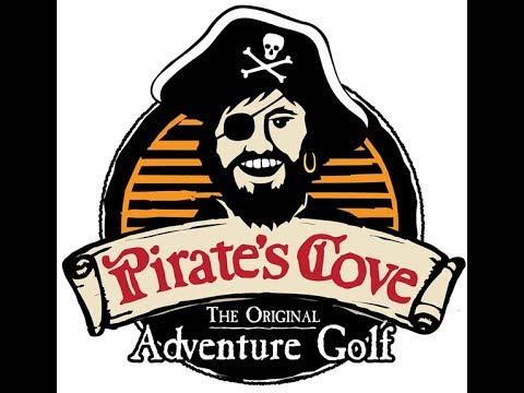 Pirates Cove Miniature Golf