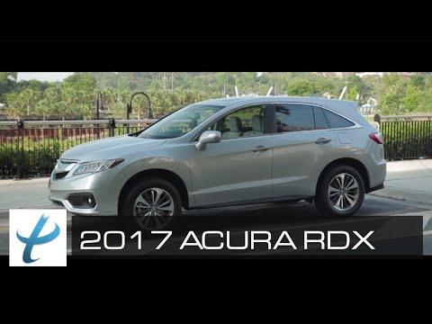 2017 Acura RDX - Luxury Compact Crossover