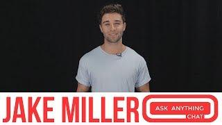 Jake Miller Talks About 2:00am In LA & Losing His Wallet In London. Watch Final Part