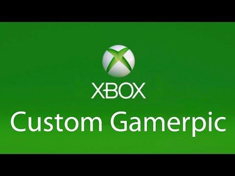 Xbox Custom Gamerpic Guide | Gamerpicture/Club Profile/Background