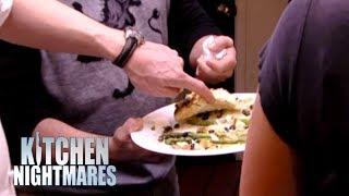 Restaurant Struggles Cooking Frozen Food   Kitchen Nightmares