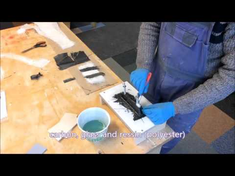 Windsurf Tuttlebox mold DIY stronger, lighter and tight fit