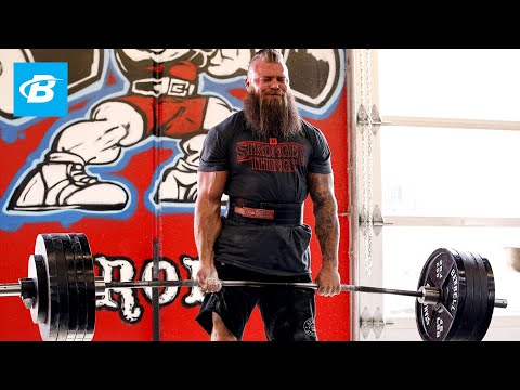 Build A Bigger Back With Jesse Norris And KC Mitchell