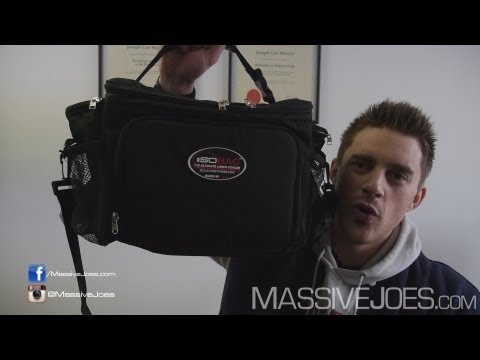 Isolator Fitness ISOBAG Meal Management System Review - MassiveJoes.com RAW Review 6 Pack Iso Bag