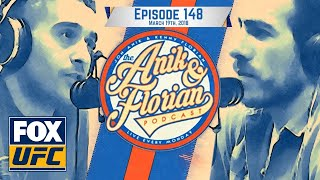 UFC London Recap, Luke Thomas, Dan Hardy | EPISODE 148 | ANIK AND FLORIAN PODCAST