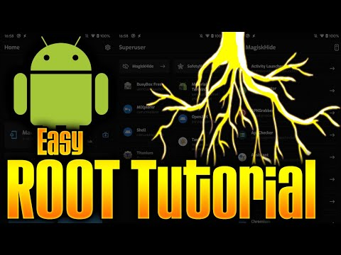 How to ROOT your Android Phone / Emulator Tutorial