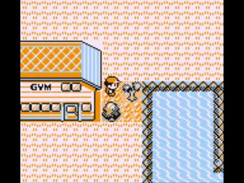 Pokemon Blue Walkthrough Part 12: Vermilion City
